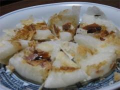 焼きひねり餅