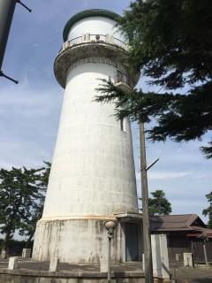 旧白根配水塔